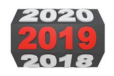 Beste wensen voor 2019 !